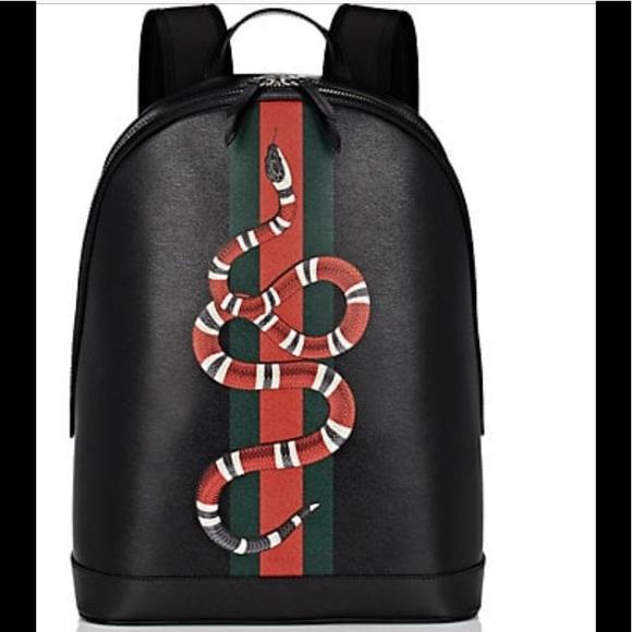 eefd20e7e170d3 Gucci Bags | Backpack | Poshmark